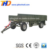 4t Semi Trailer for Enginnering with Good Price
