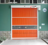 Ordinary Automatic High Speed Shutter Door with Radar Sensor