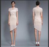 Wholesale Cheap Long Women's Short Sleeve Summer Dress