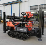 180m Portable Crawler Hydraulic DTH Rock Water Well Drilling Rig/Borehole Drill Machine
