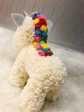 Rose Bear Unicorn Christmas and New Year Gift Supply Birthday Confession Gift Children's Toy Gift