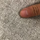100% Polyester Linen Like Fabric for Sofa