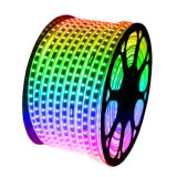 Smart Lighting Decorative 5050 50 Meters RGB 7.5W Waterproof LED Strip Lights with Remote