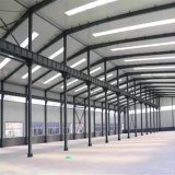 Customized Prefabricated Steel Structure Building Factory Workshop Warehouse Steel Building