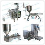 Bottle Filling Machine for Cream, Ketchup Source, Shampoo, Lotion, Ointment, Essential Oil, Honey, Toothpaste