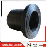 PE100 PE80 Gas HDPE Butt Fusion Pipe Flange Stub End
