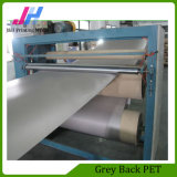 Printing Materials Matte Grey Back Pet Film