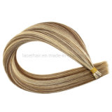Wholesale Price Double Drawn Cuticle Aligned Human Remy Russain/Indian/Brazillian Pre Bonded Keratin I Tip Hair