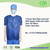 Non Allergenic Disposable Lab Coats Short Sleeve