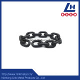 G80 Black Oxidised/Painted/Plastic Powder Coated Lifting Chain