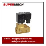 PU 225 Cheap Water Valve 2 Position 2 Way Steam Type Solenoid Valve