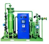 Hydrogenation of Nitrogen Purification Equipment