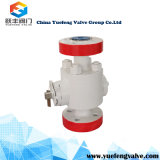 High Pressure Forged Trunnion Ball Valve