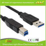 10FT USB3.0 Data Wire Charger Printer Cable