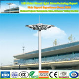6X800W HPS Lamps with High Mast Lighting Pole