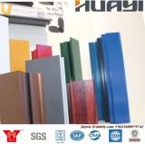 Thermal Break 120 140 Curtain Wall System Aluminium Extrusion Profiles