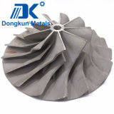 Aluminum Precision Casting Parts for Impeller