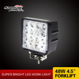 48W Square Truck CREE LED Work Light for Car