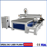 4 Axis 1325 Woodworking CNC Router with Independent Rotary Axis