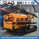 Sales to Nigeria Crawler Wagon Drill Rig Machinery for Mine with Cheap Price