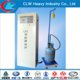 LPG Electronic Filling Scales with Wholesale Gas Cylinder Tank