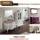 Bathroom Furniture Modern Style Sanitary Mirror and Cabinet