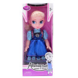 16 Inch Lovely Kids Baby Doll with Music (10241467)
