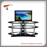 2015 Modern Glass TV Stand (TV052)
