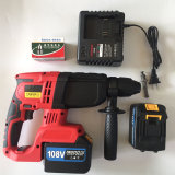 Lithium Ion Drill Kit Tools Set Dual Speed Electric Screwdriver 18V Power Tools Cordless Drill