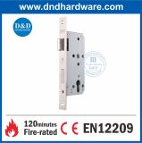 Ce Euro Fire Rated Metal Mortise Door Lock Body Door Hardware