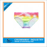 Colorful Pattern Cute Soft Underwear for Girl