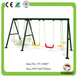 New Design Outdoor Playground Metal Swing Sets Ty-10807