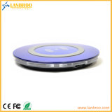 Hot Selling Cell Phone Fast Wireless Charger Pad with Temperature Protection