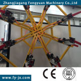 Double Plate Plastic Pipe Winder Machine