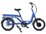 20′′ Utility Electric Cargo Bike 8fun Motor 500W Samsung Li-ion 48V22ah