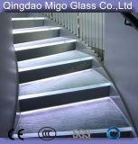 Laminated Tempered Glass for Staircase