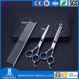 Quality Stainless Steel Pet Groomings Beauty Dog Hair Scissors