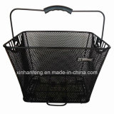 High Quality Bicycle Basket Wholesale Mountain Bike Basket (HBK-103)