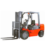Anhui Heli 3.5 Ton Cpcd35 Used Forklift with Japan Imported Engine