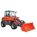 Everun New Generation Agricultural Machinery Construction Small Front End Wheel Loader with Euro5 and Tier4 Engine