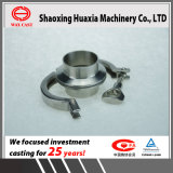 Investment Casting Quick Connect Sanitary Pipe Clamp