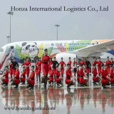 Air Logistics From Shenzhen or Guangzhou to Afghanistan