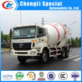 Foton 6X4 PMP Reducer Eaton Hydraulic Motor Self Loading Cement Mixer Truck