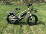 20 Inch Fat Tire Electric Bike Snow Cruiser Folding Electrical Bicycle