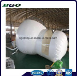 Transparent Outdoor Single Tunnel Inflatable Bubble Tent