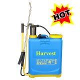 Agrochemical Disinfection Sterilization Backpack Garden Agricultural Farm Knapsack Battery Electric Hand Manual Sprayer (HT-16P-2)