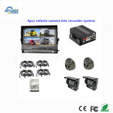 WiFi GPS 4G Security Systems Recorder Bus Mobile DVR for Cars and Trucks Fleet Management