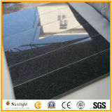 G654 Dark Grey Granite Polish/Flamed Finishing Padang Dark Granite