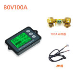 Bw-Tk15 8-100V100A Lithium Battery Power Indicator Electric Car Saloon Car Battery Capacity Indicator Golf Cart Power Indicator