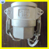Water Hose Camlock Fitting Type a Coupling DC Dust Cap Fitting